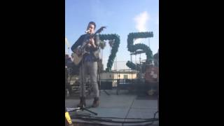 Forever - Andy Grammer at Cal Poly Pomona Homecoming 2014