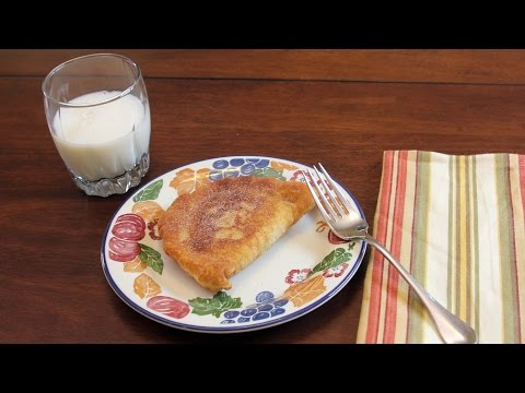 How to Make Fried Apple Pies -- Easy Recipe
