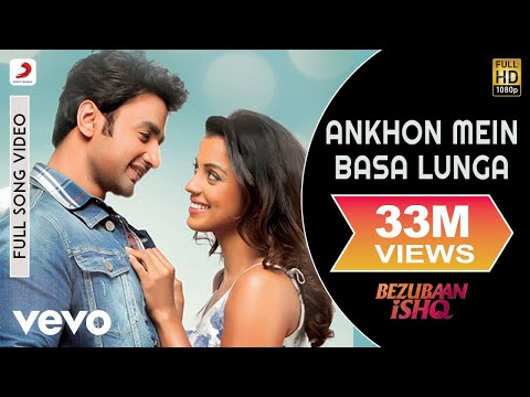 Ankhon Mein Basa Lunga - Bezubaan Ishq | Sneha | Mugdha | Nishant