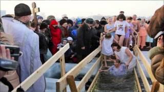 Песня к празднику Святого Крещения 'Крещенье'.