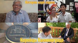 История Корё сарам (Koryo saram).  Корейцы Калининграда.