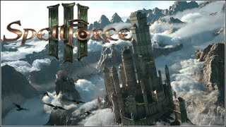 Lets Play Spellforce 3 Campaign Gameplay PC Game Guide Walkthrough Part 1