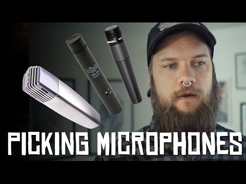 Picking The Right Microphone (HoboRec Bull Sessions #24)