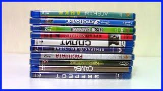 Новинки Blu-ray. Куча дисков из М.Видео за 99 рублей. Часть 3