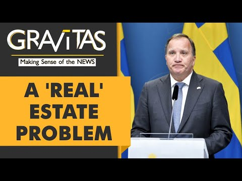 Gravitas: Swedish Prime Minister ousted over rent control proposal