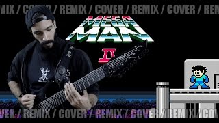 Mega Man 2 - Dr. Wily's Castle | METAL REMIX