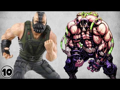 Top 10 Bane Surprising Facts