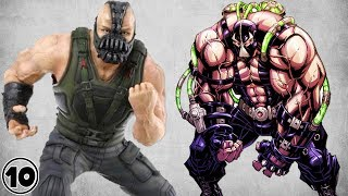 Top 10 Bane Surprising Facts
