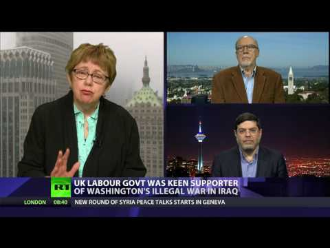 CrossTalk: Liberal War Addiction