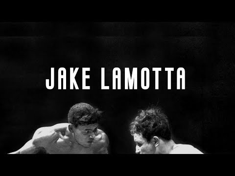 Jake Lamotta - 'The Boxing Skills of the Bull'