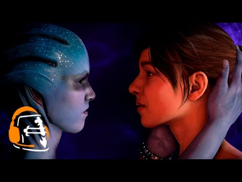 Сюжет Mass Effect: Andromeda без мишуры
