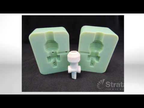 Injection Molding with 3D Printing   How its used