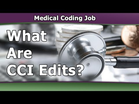Medical Coding Training — What Are CCI Edits?