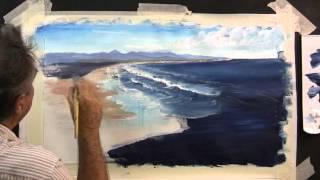 Paint Byron Bay Nsw Australia