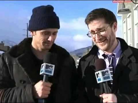 James Franco - 'Three's Company' Karaoke Sing at Sundance / Jan 22, 2011