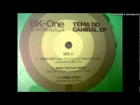 BK-One ft MF Doom - Tema Do Canibal (Exile Mind The Gap Remix)