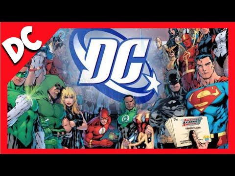 Лучшие мультфильмы по комиксам DC