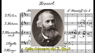 Karl Davydov - Cello Concerto No. 1, Op. 5 (1859)