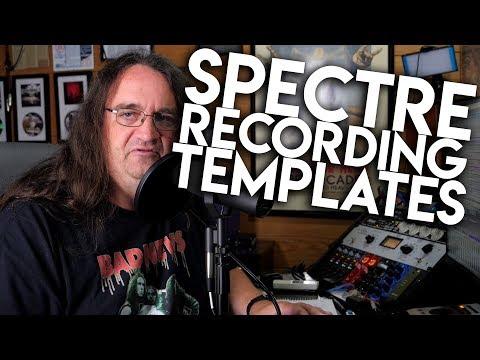 Producing Metal with templates! | SpectreSoundStudios Tutorial