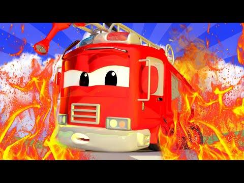 Мультфильм пожарный том