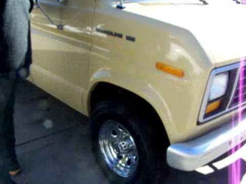 1984 FORD E150 ECONOLINE FOR SALE