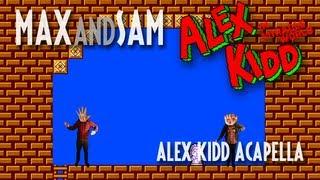 GEEKAPELLA #5 - Alex Kidd Acapella Medley