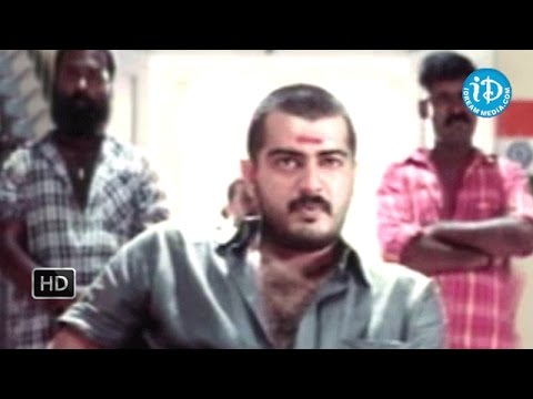 Red Movie - Ajith, Nizhalgal Ravi Emotional Scene