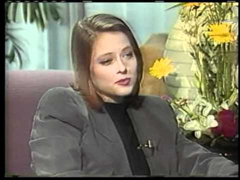 Jim Ferguson Interviews Jodie Foster for Silence of the Lambs