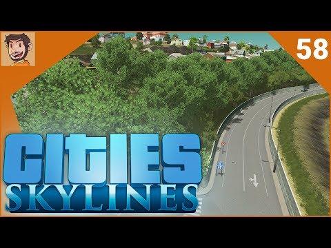 Cities: Skylines - Part 58 | BEAUTIFICATION
