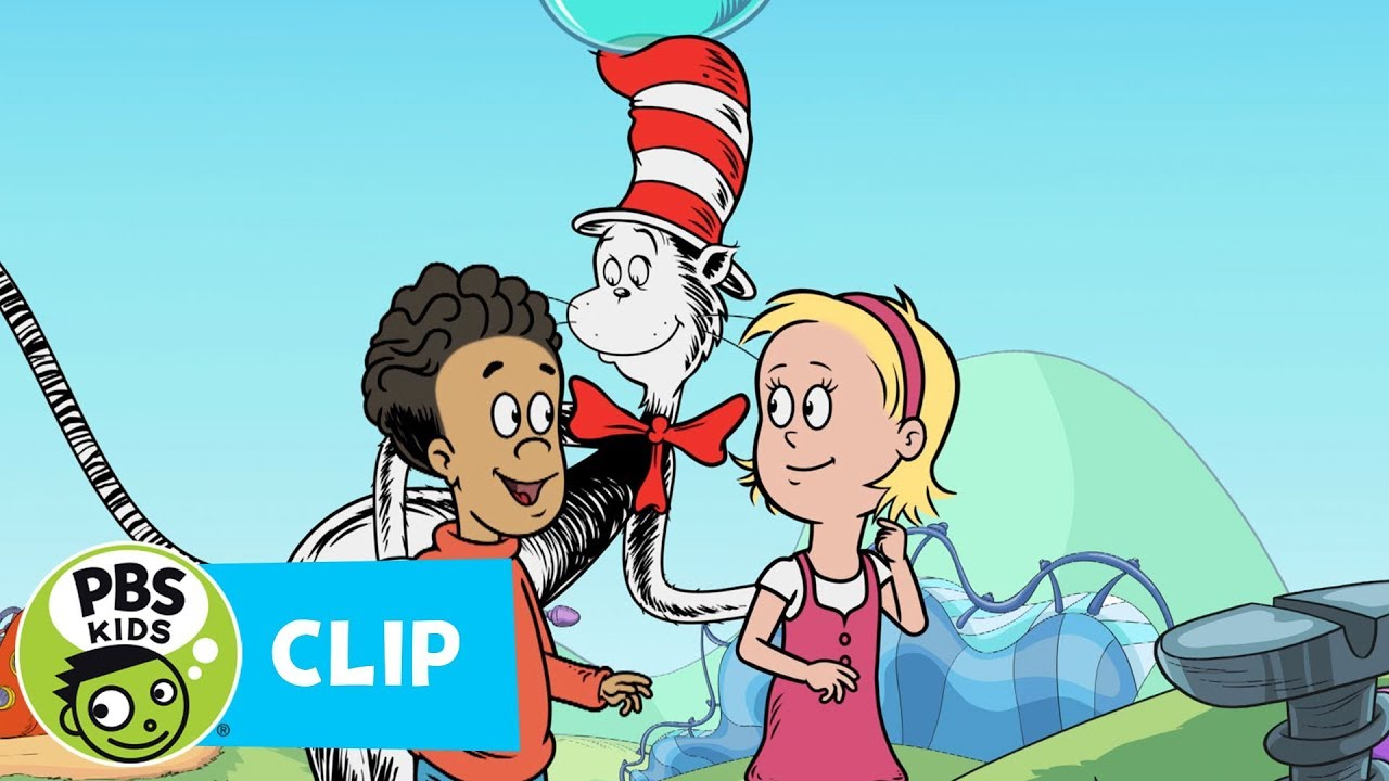 The Cat In The Hat Knows A Lot About That There S More Than One Way To Move Something Pbs Kids Youtube Old Kids Tv Shows Pbs Kids Kids Tv Shows