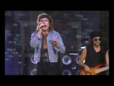 Bon Jovi Always Live From London 1995 Fusion Performance Original Audio Youtube