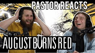 August Burns Red Defender // Pastor Rob Reacts and Analysis