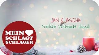 Jan&Jascha - Fröhliche Weihnacht überall (Offizielles Lyric Video)