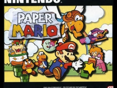 Image result for Youtube Longplay Paper Mario