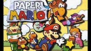 Paper Mario Longplay