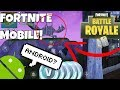 FORTNITE ON MOBILE! // FREE CODES GIVEAWAY // ANDROID DOWNLOAD/APK?
