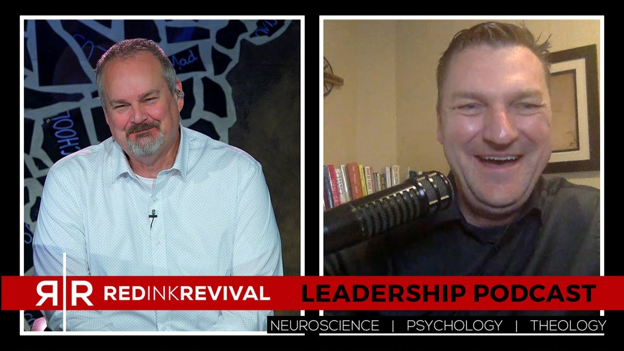 36. THE PASTOR - Steve Cuss - Managing Leadership Anxiety