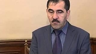 Орел Сулеймана в Ингушетии