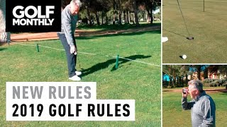 New Rules Verdict I 2019 Golf Rules I Golf Monthly