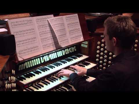 James Kennerley plays Widor's Toccata at Washington National Cathedral