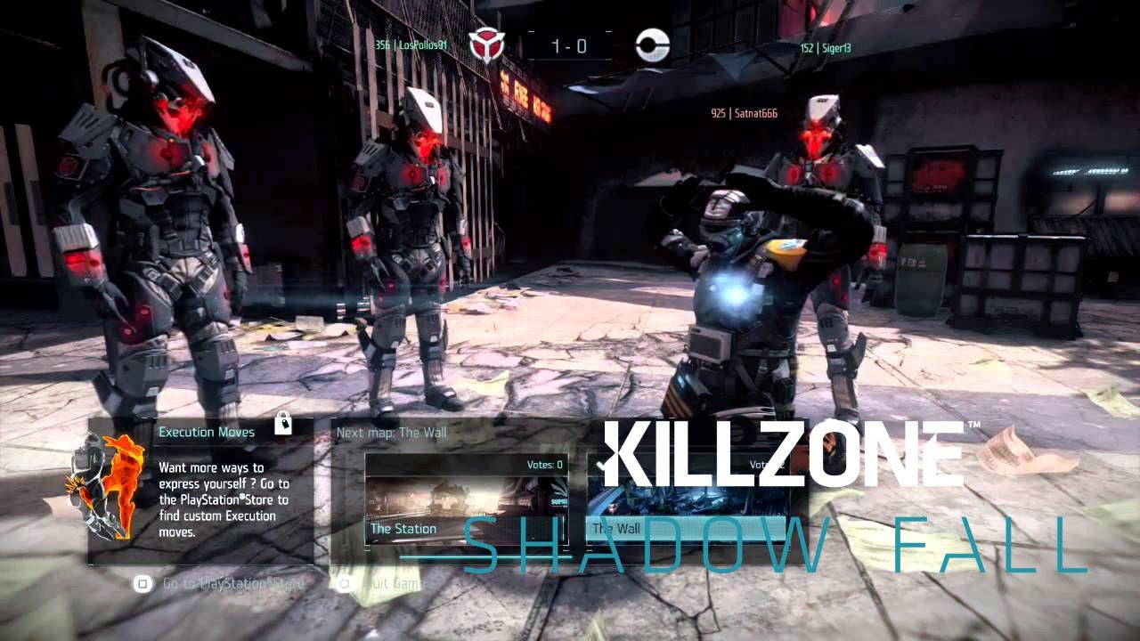 Killzone Shadow Fall Helghast