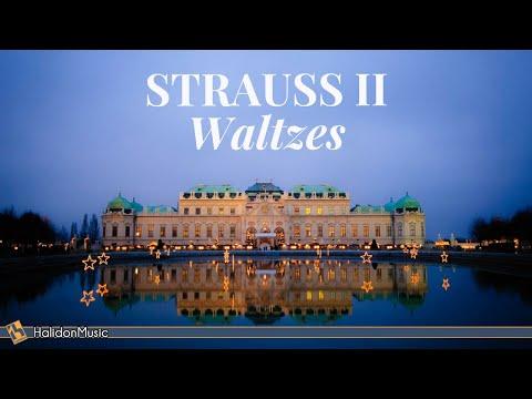 Strauss II - Greatest Waltzes Collection