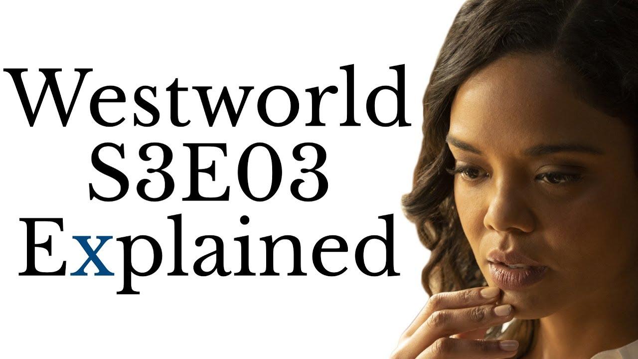 Download Westworld S3E03 Explained