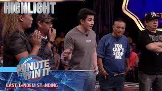 Long at Negi, tinapatan ang offer nina Dennis at Andrew E. | Minute To Win It