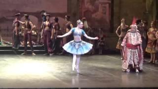 Le Corsaire, Ksenia Ovsyanick, act 1