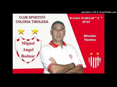 MIguel Angel Bodnar Tecnico Sportivo Tirolesa