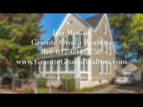 118 Franklin Ave, Quincy MA - Jim McGue - Tel 617-694-5756