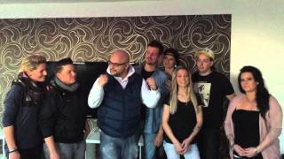 Stereoact feat. Kerstin Ott - Die immer lacht | Nach dem Videodreh
