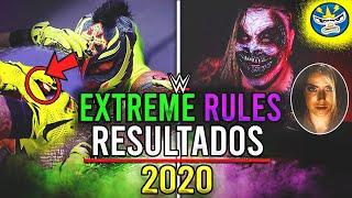 RESULTADOS de WWE EXTREME RULES 2020