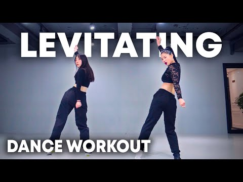 [Dance Workout] Dua Lipa - Levitating (ft. DaBaby) | MYLEE Cardio Dance Workout, Dance Fitness